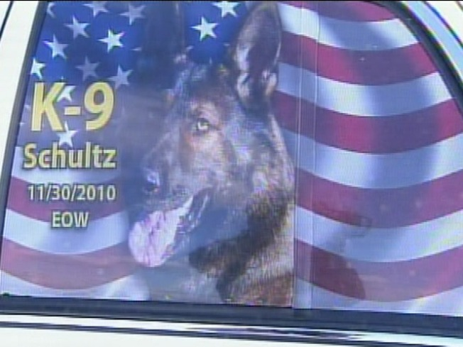 Guilty Plea in Robbery That Led to K-9 Death