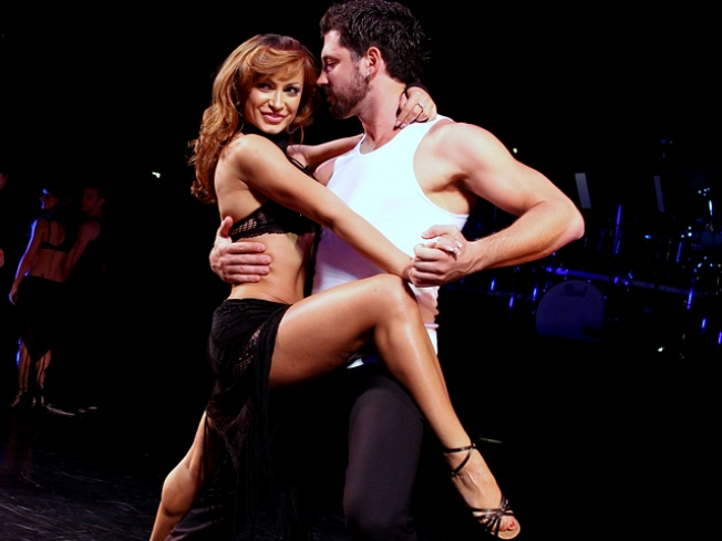 Learn Latin Moves From 2 'Dancing' Stars