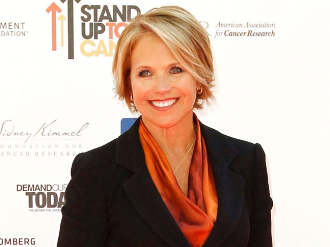 "Jane Lynch Reveals Katie Couric's ""Glee"" Song"