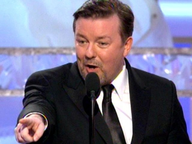 Ricky Gervais: The Anti-Celebrity Celebrity