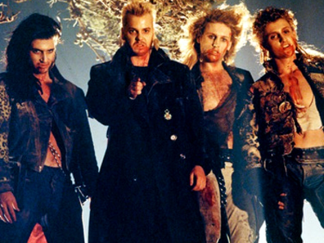 Find Yourself at the Troc for 'The Lost Boys'