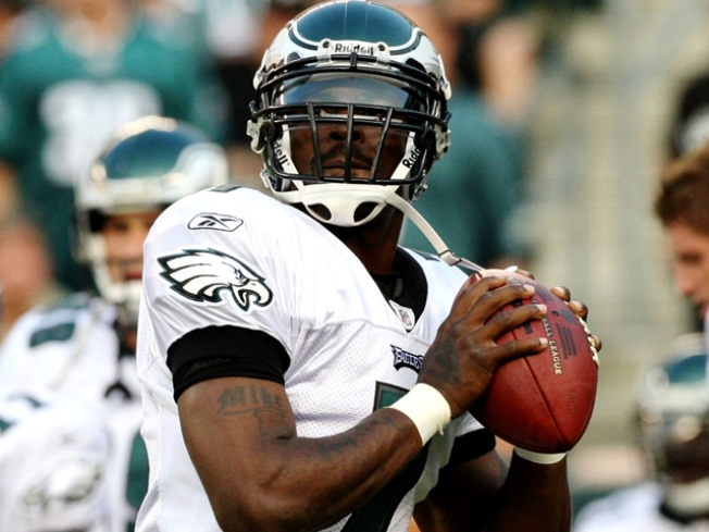 Vick To Play in Eagles' Final Preseason Game