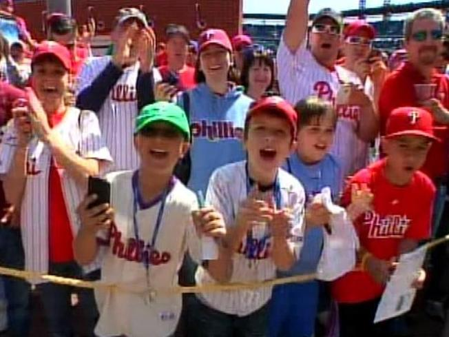 Phillies Rally Postponed