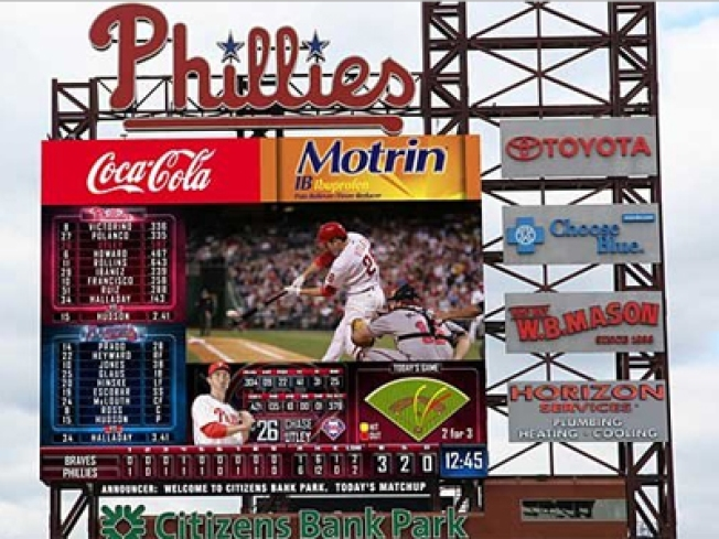 Citizens Bank Park Makes the Switch to HD