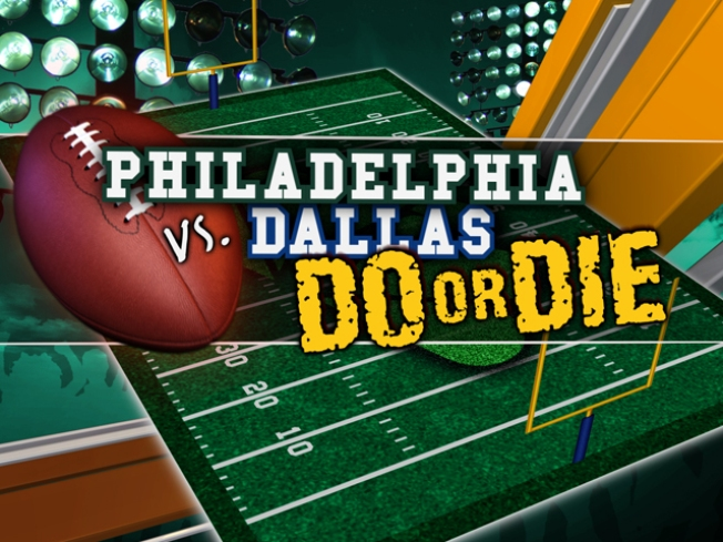 Watch Our Eagles Special -- It's Do or Die!