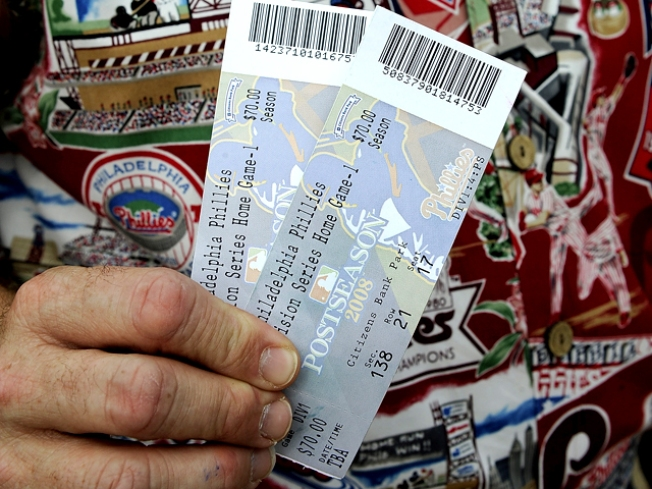 Get Your Phils Tickets—From Mayor Nutter