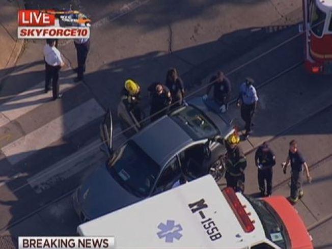 Police Injured in Accident in South Philadelphia