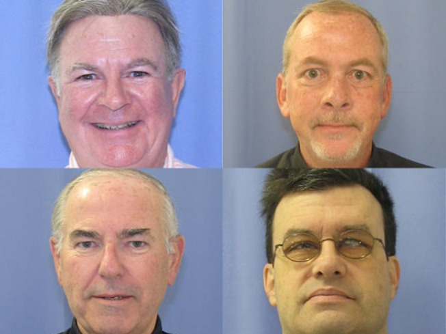 3 Priests, 1 Teacher, Charged With Sexual Assault