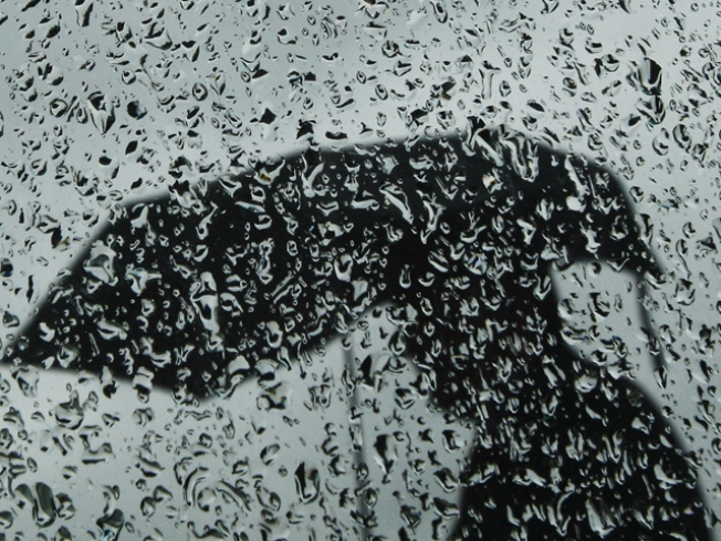 Rainy Warmer Weather