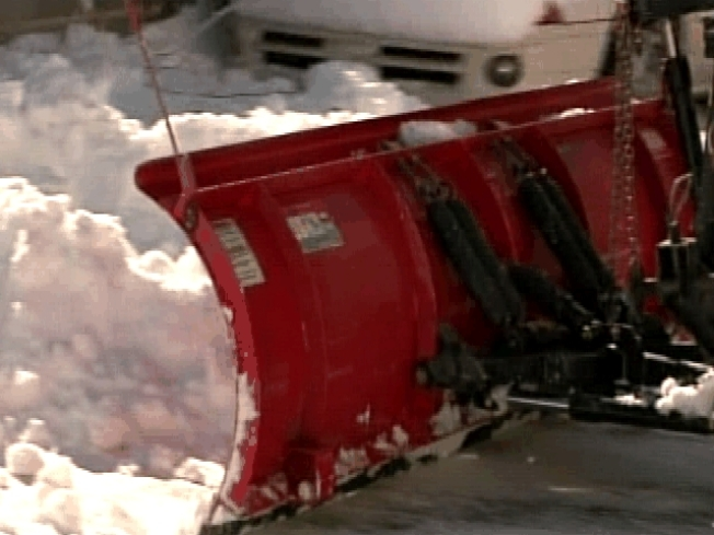 Drifting Snow Closes Burlco Roads