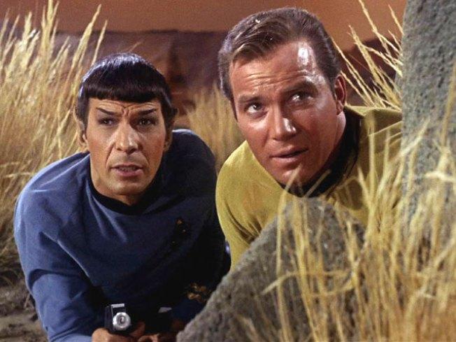 """Up for Auction: """"Spock Ears"""" From """"Star Trek IV"""""""