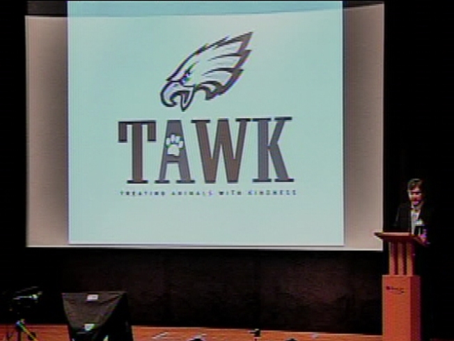 Eagles Announce Animal Welfare Program