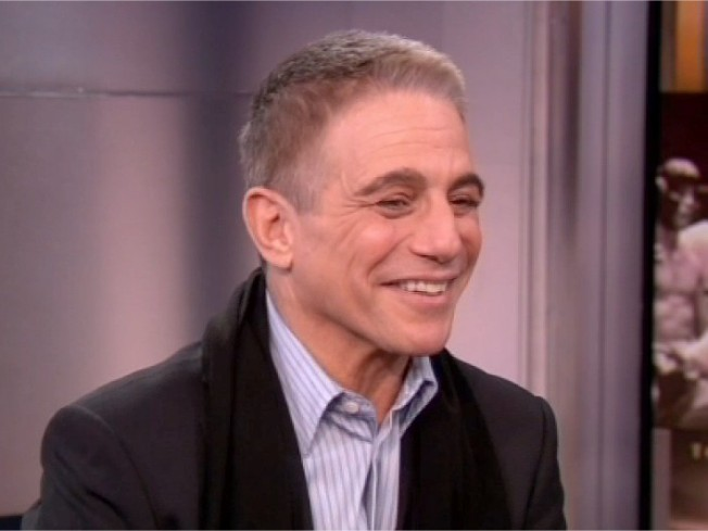 Get a Sneak Peak at Tony Danza in the Classroom
