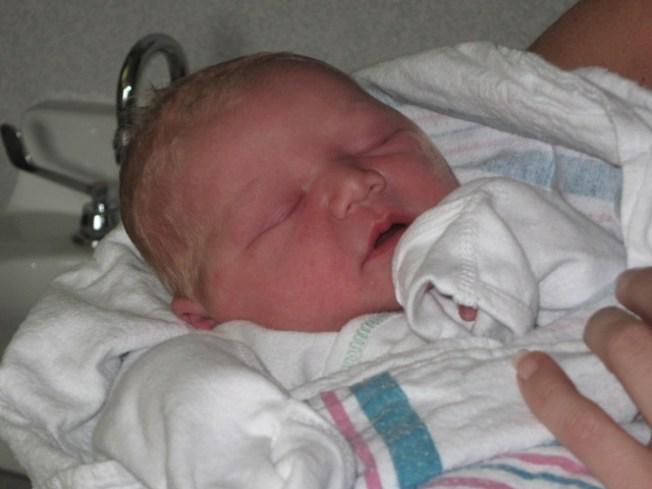 Baby Born on I-295