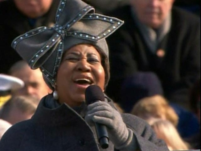 Queen of Soul Says She's in Control on New Album