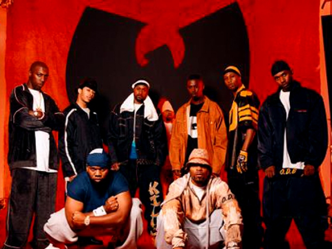 Wu-Tang at the Troc Tonight