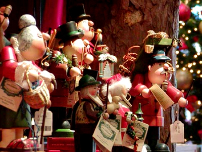 Don't Be a Scrooge, Head to the Christmas Village