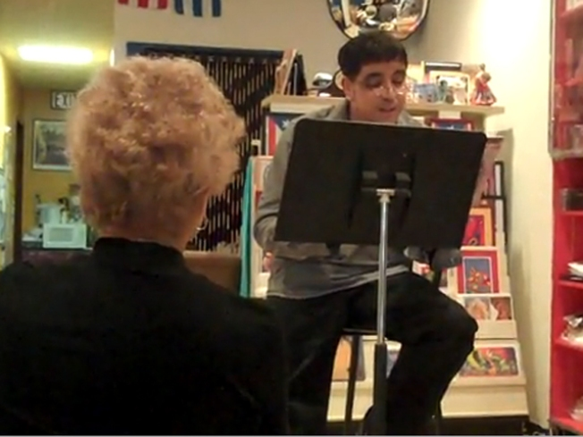 One Year of Firsts: Attend a Reading at Taller Puertorriqueno