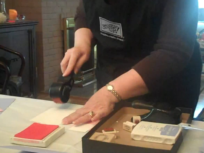 Year of Firsts: Go to Stampin Up Workshop