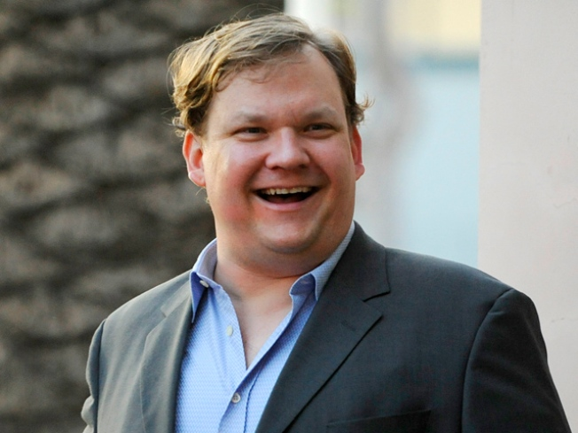 Andy Richter Reunites with Conan on New Show