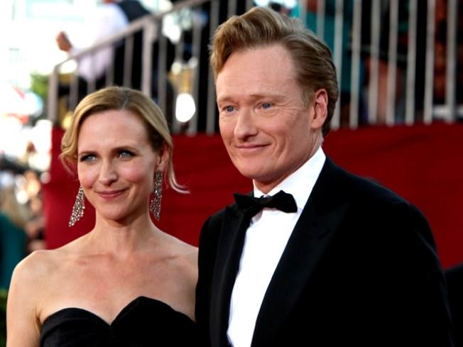 """Conan O'Brien Injured During """"Tonight"""" Taping"""