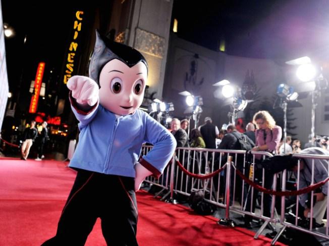 """""""Astro Boy"""" a Wild and Wonderful Robot Rumpus"""
