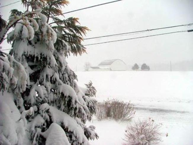 Near Blizzard Conditions Possible for Weekend Storm