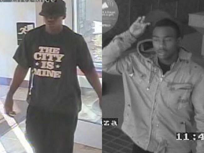 Police Seek Help in Identifying Bank Robbers