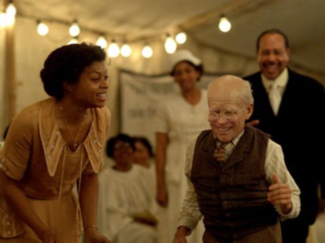 Benjamin Button 'Curious' about an Oscar Nomination?