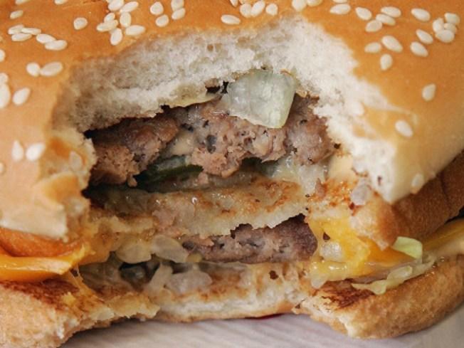 Big Party for the Big Mac