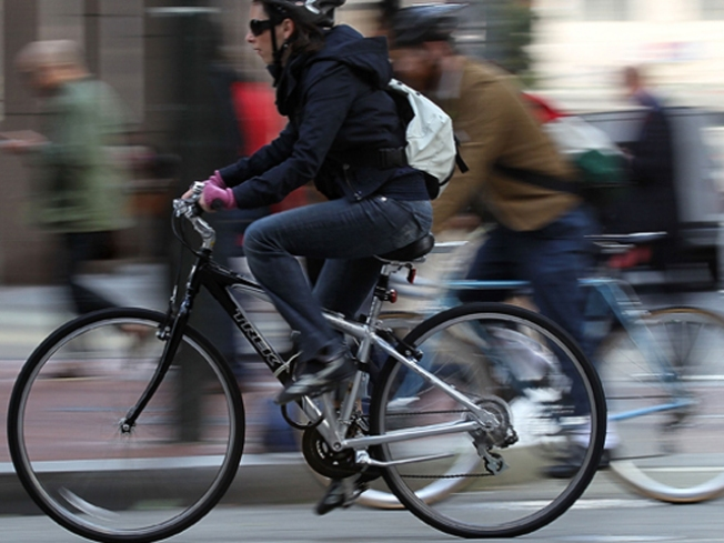 Center City's Getting More Bike-Friendly