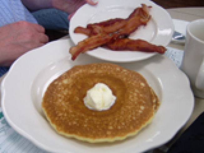 Uncle Bill's Pancake House Serves Up Hot Pancakes with Love and Lots of Whipped Butter