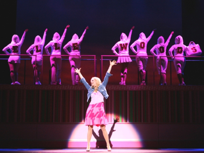 'Legally Blonde:' Pink is the New Musical