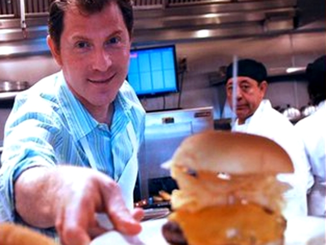 Bobby Flay's New Burger Palace in Cherry Hill