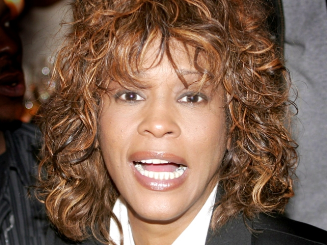 Whitney Houston Hits Sour Note in Comeback Concert