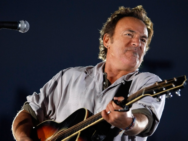 Help Springsteen Fight Hunger