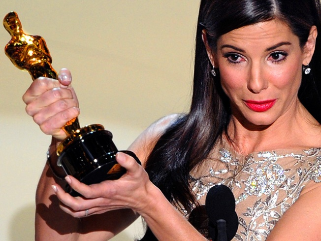 "Sandra Bullock Asked to Return ""Razzie"""