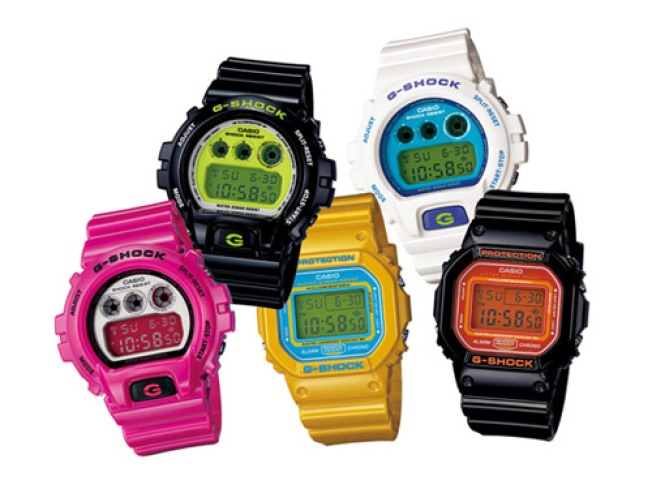 Get Your Limited Edition G-Shock