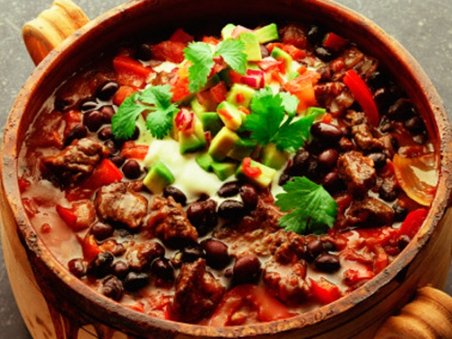 Super Bowl Recipes: Cochon's Pork Butt Chili