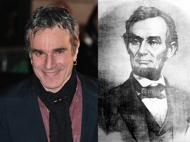 Daniel Day-Lewis To Play Lincoln In Spielberg Biopic