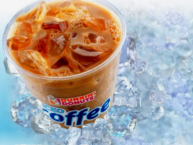Today Is Free Iced Coffee Day