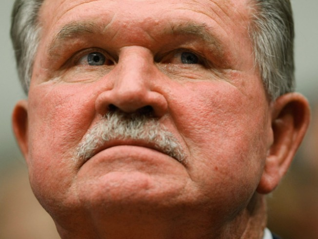Paterno and Ditka: NFL Should Get Rid Of Facemasks