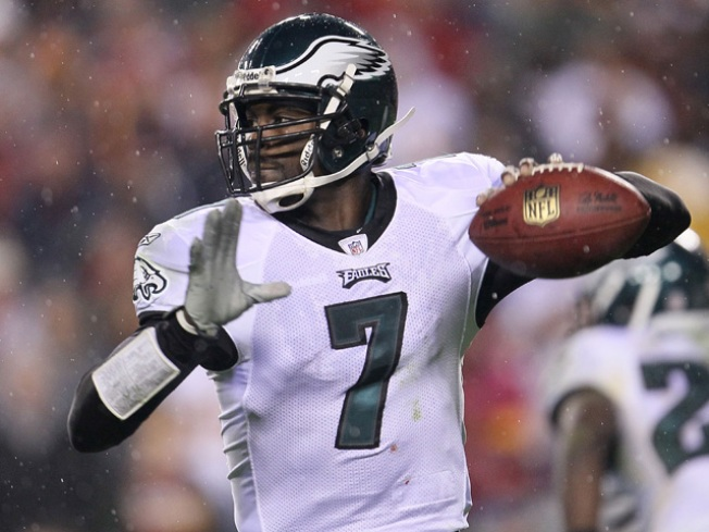 The Once-Unthinkable Rebranding Of Michael Vick Begins