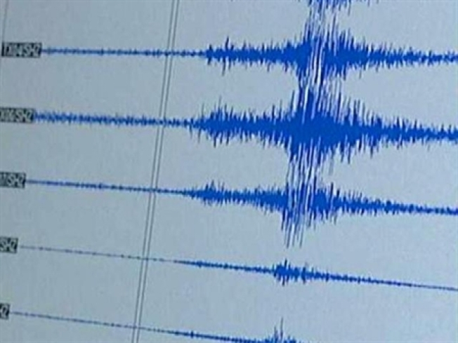 Another Minor Quake Shakes New Jersey