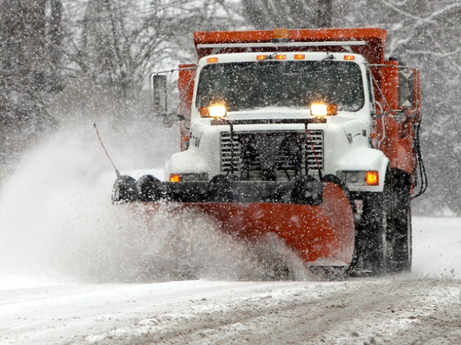 NJDOT Fights Snowy Roads With GPS?