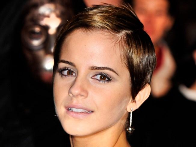 Emma Watson Says She's Baffled by Boys