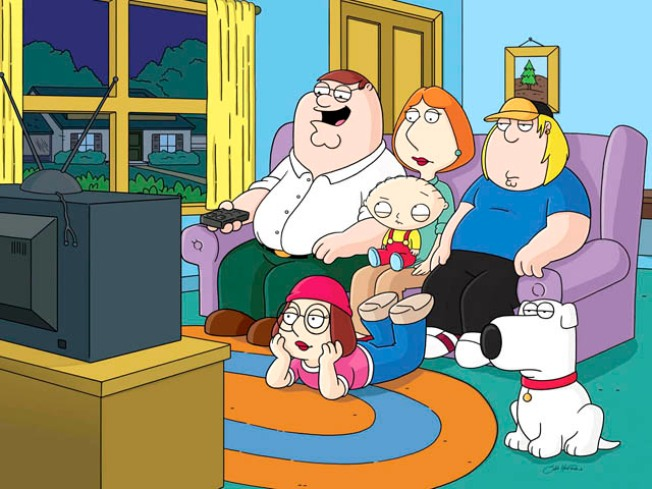 "Controversial ""Family Guy"" Episode Lives on DVD"