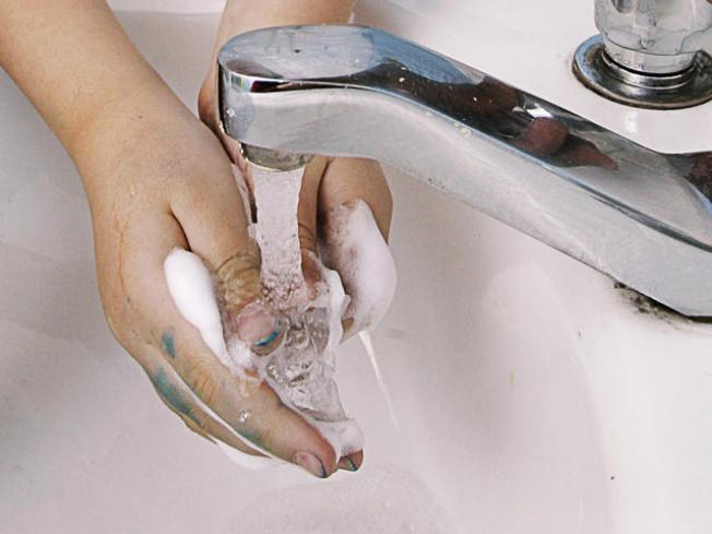A Woman's Hands Have More Germs?