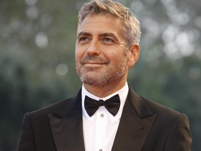 Clooney is the smartest movie star around