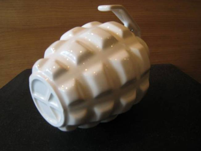 Grenade Found in S. Philly School was a Fake